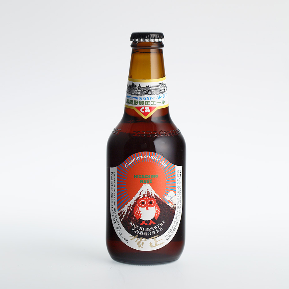 賀正エール2019 330ml ( Commemorative Ale)